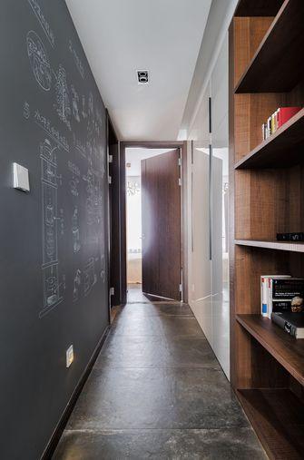 10-15万130平米四室一厅工业风风格走廊装修效果图