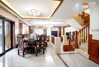 20万以上140平米别墅中式风格餐厅装修效果图