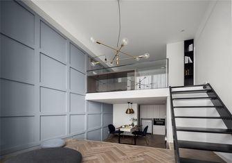 经济型50平米一室一厅北欧风格客厅设计图