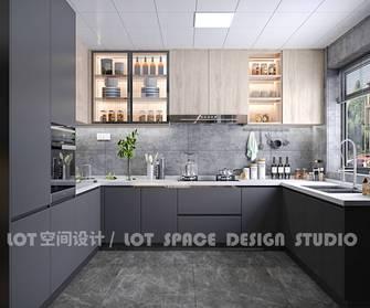 经济型140平米港式风格厨房效果图