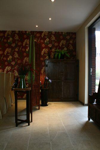 120平米三东南亚风格客厅效果图