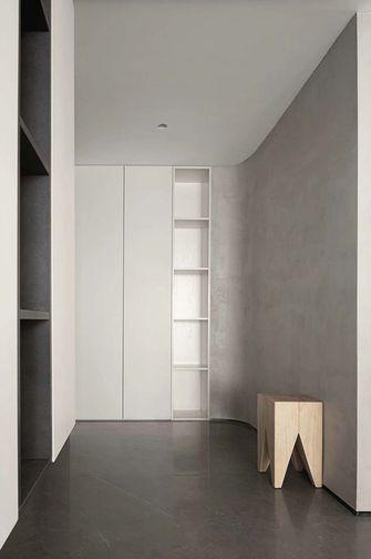 富裕型120平米三现代简约风格玄关设计图