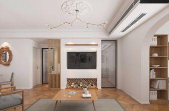 富裕型90平米日式风格客厅欣赏图