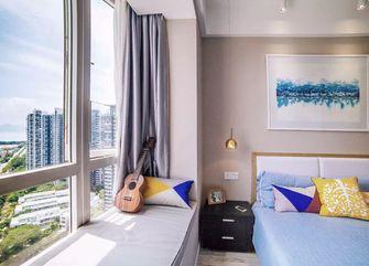 经济型40平米小户型现代简约风格卧室装修案例