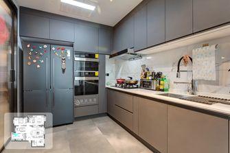 10-15万140平米复式中式风格厨房图片大全