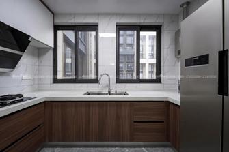 140平米复式轻奢风格厨房装修效果图