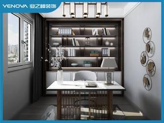 15-20万140平米三室两厅中式风格书房图片