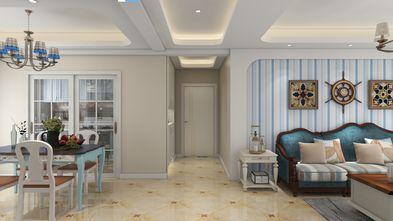 富裕型140平米三室两厅地中海风格餐厅装修效果图