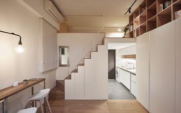 70平米一居室日式风格楼梯间图片大全