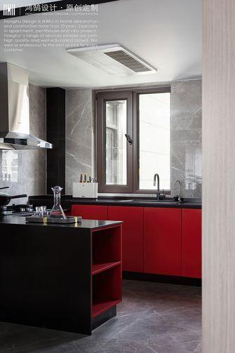 15-20万140平米复式现代简约风格厨房效果图