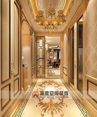 富裕型140平米复式欧式风格走廊欣赏图