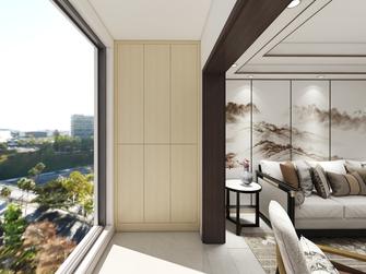 中式风格阳台设计图
