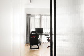 富裕型130平米现代简约风格影音室装修案例