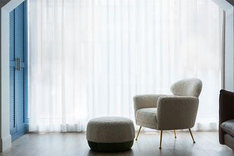 豪华型80平米法式风格阳台图片