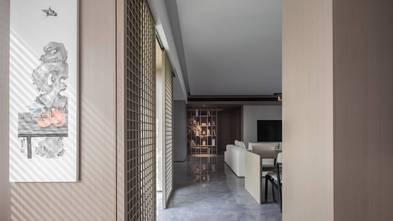 20万以上140平米四室一厅现代简约风格玄关效果图