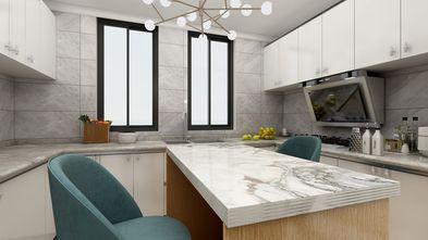 豪华型140平米四室两厅欧式风格厨房图片