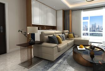 经济型140平米三室两厅北欧风格客厅装修案例