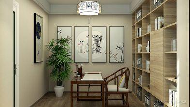 豪华型140平米别墅混搭风格书房欣赏图