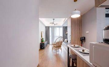 60平米一室一厅北欧风格客厅装修效果图