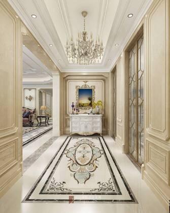 豪华型140平米别墅英伦风格玄关效果图