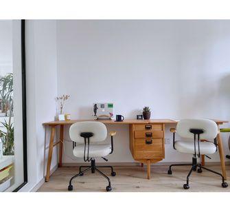豪华型120平米三室一厅混搭风格书房设计图