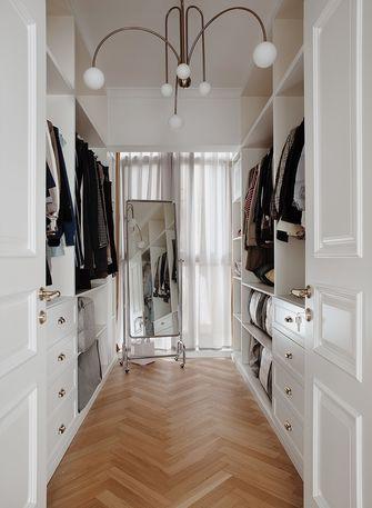 富裕型130平米三室两厅北欧风格衣帽间装修案例