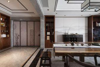 140平米四室两厅中式风格客厅装修案例