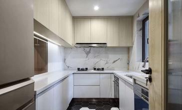 富裕型90平米日式风格厨房图片大全