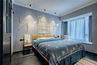 10-15万70平米北欧风格卧室欣赏图