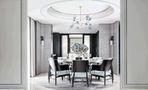 140平米别墅英伦风格厨房欣赏图
