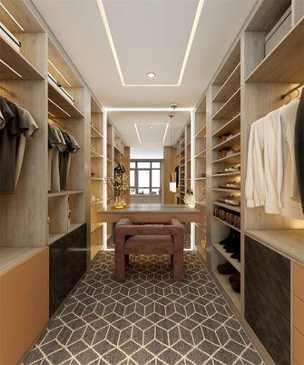 20万以上140平米四现代简约风格衣帽间设计图
