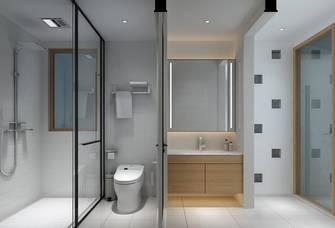 120平米三室两厅日式风格卫生间装修图片大全