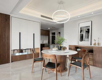 经济型140平米新古典风格餐厅装修图片大全