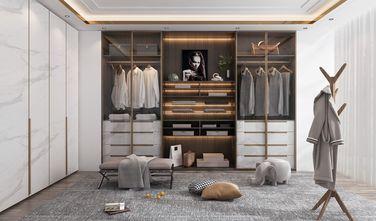 10-15万120平米三室一厅混搭风格衣帽间装修效果图