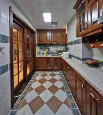 豪华型130平米三室两厅中式风格厨房图片