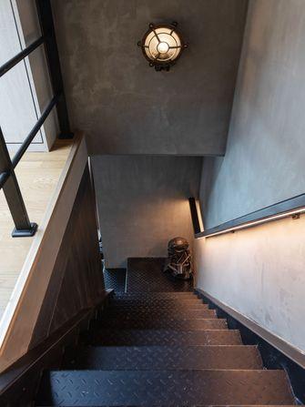 富裕型工业风风格走廊装修图片大全