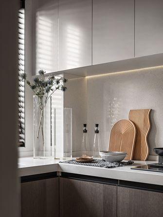 10-15万120平米三室两厅混搭风格厨房欣赏图