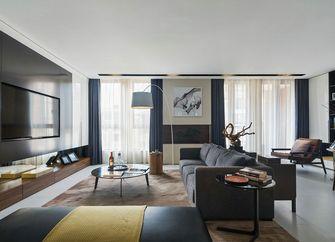 5-10万三北欧风格客厅设计图