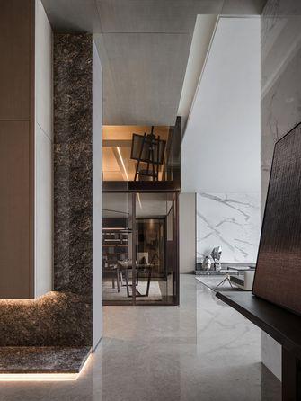 140平米三室一厅现代简约风格走廊欣赏图