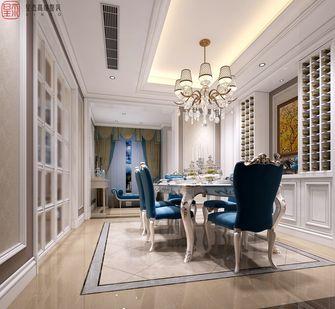 20万以上140平米四欧式风格餐厅图