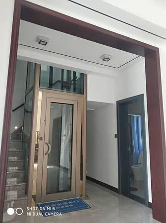 15-20万140平米别墅中式风格走廊欣赏图