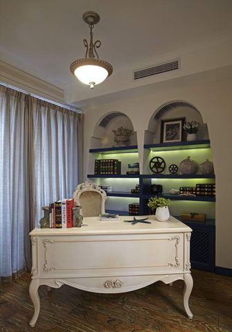 15-20万140平米三室两厅地中海风格书房效果图