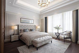 20万以上140平米三室一厅美式风格卧室图片