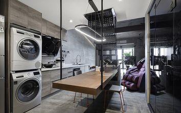 30平米小户型工业风风格厨房设计图