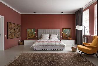 豪华型140平米四室两厅混搭风格卧室设计图