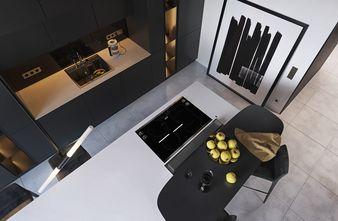 5-10万80平米公寓工业风风格餐厅装修图片大全