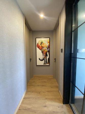 豪华型140平米三室两厅轻奢风格走廊装修效果图