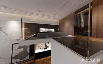15-20万50平米公寓现代简约风格卧室图