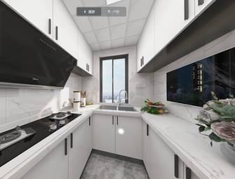 经济型120平米三现代简约风格厨房效果图