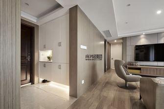 130平米四室两厅港式风格玄关设计图